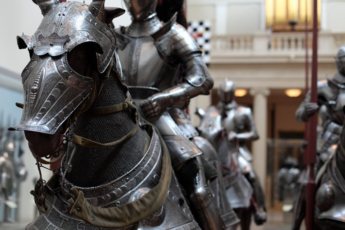 knights in shining armor essay Introduction to the middle ages christianity,  [voiceover] think of chivalry, and you might imagine knights in shining armor and damsels in distress.