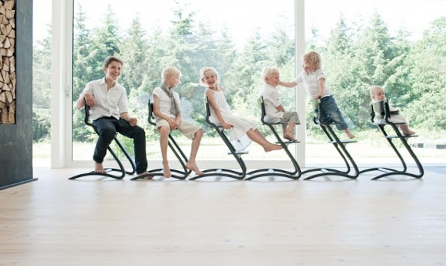 leander chair goes from infant to teenager · www.leander.com