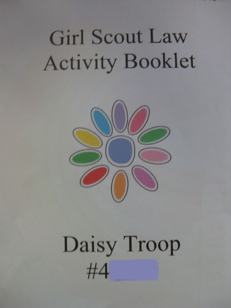 girl scout daisy activity book girl scouts daisies