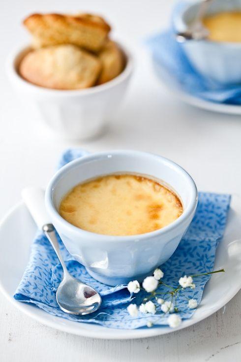 Honey Lemon Pots De Creme: These would be the perfect comfort food ...