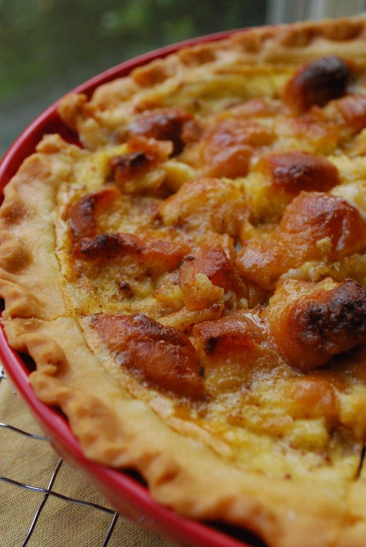 Donut Bread Pudding Pie | PUDDING | Pinterest