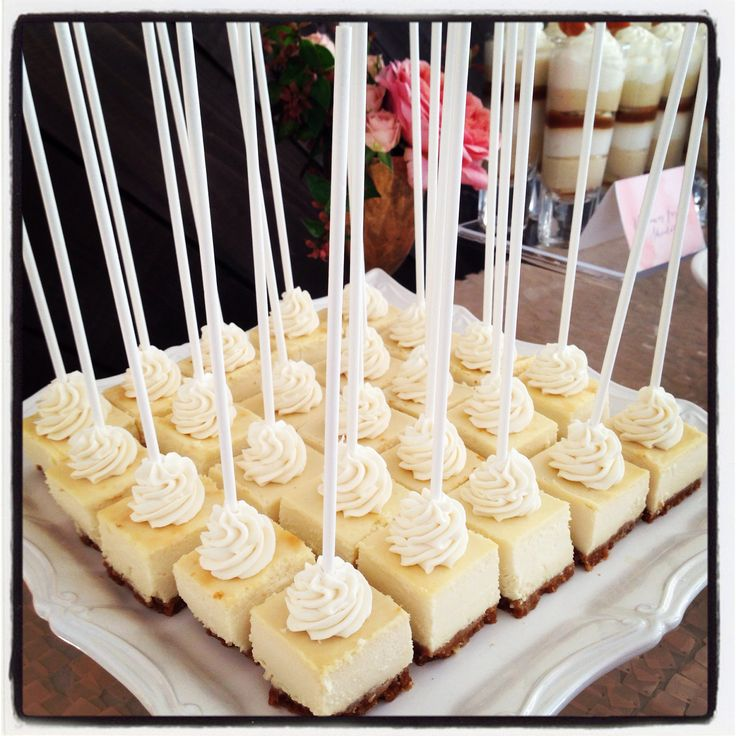 Cheesecake Pops! | Sweet Francisco | Pinterest