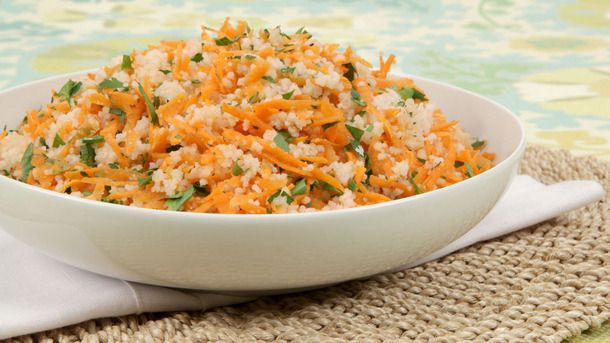 Couscous with Carrots | Food | Pinterest