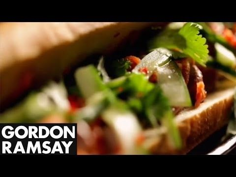 Vietnamese Steak Sandwiches Recipe — Dishmaps