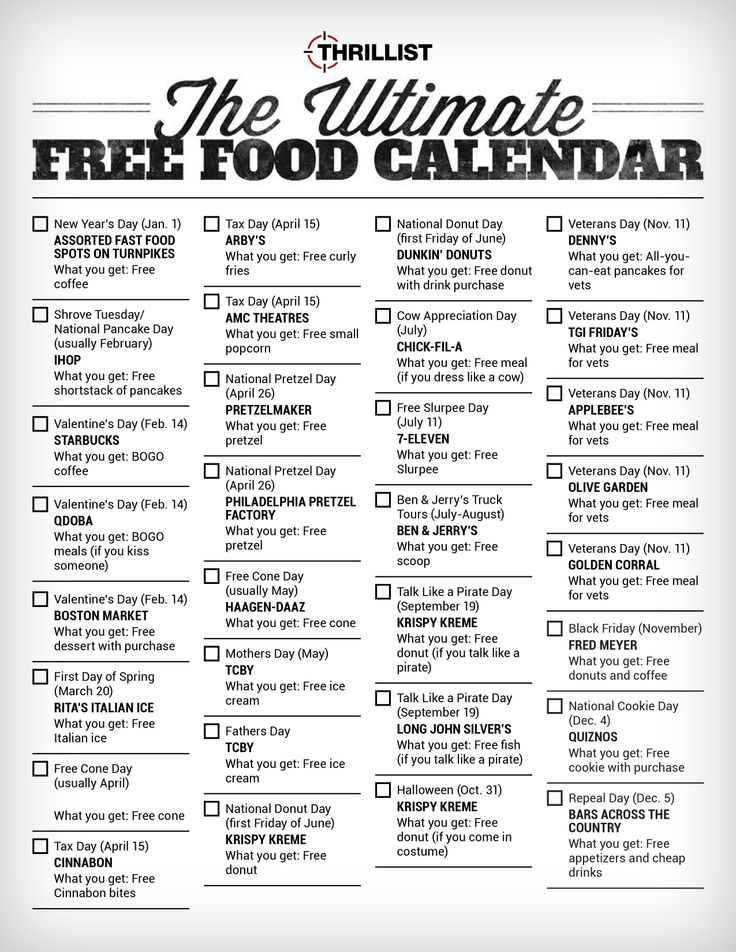 """Search Results for """"National Food Day Calendar Printable ..."""