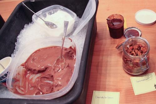 Homemade Mini Chocolate Ice Cream Cones   Recipe