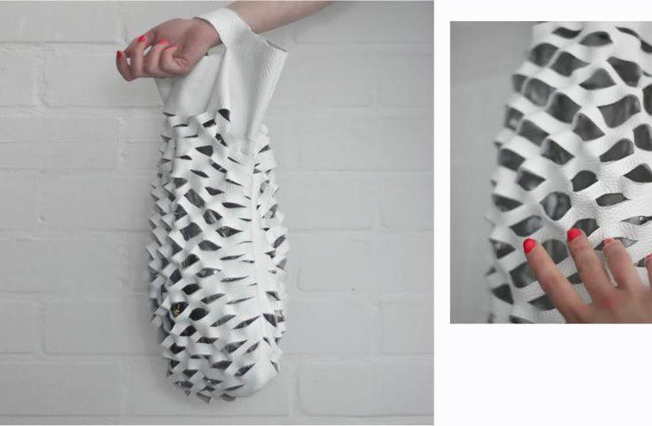 DIY Bag DIY Crafts DIY Leather Net Bag