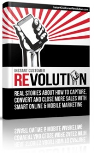 Instant Customer Revolution by Mike Koenigs is awesome and you can grab it for free here if you want to get more customers now :)
