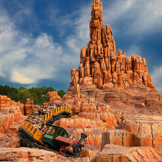 big thunder mountain railroad - photo #16