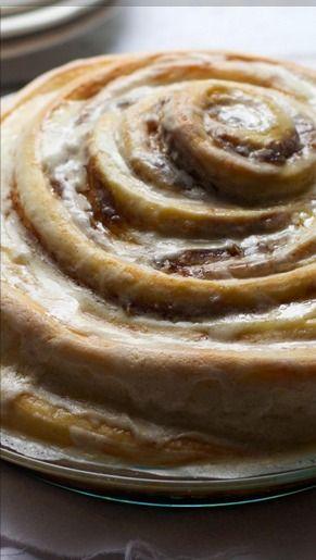 "gooey cinnamon roll ""cake"" | Recipes | Pinterest"