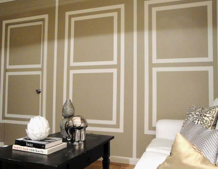Faux Wainscoting Ideas With Sofa White Paint Pinterest