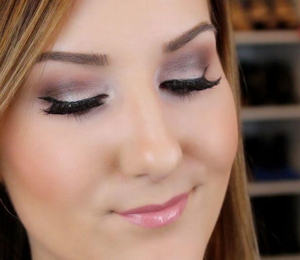 TiffanyD: Flirty Date Night Makeup Tutorial- MAC