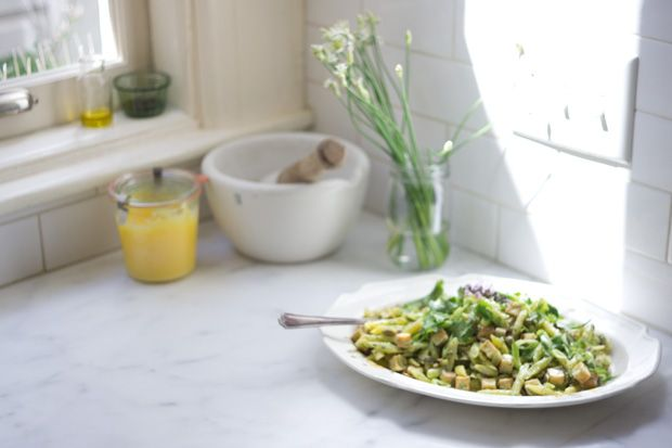 Yellow Bean Salad Recipe: looks tasty and if i can't find yellow ...