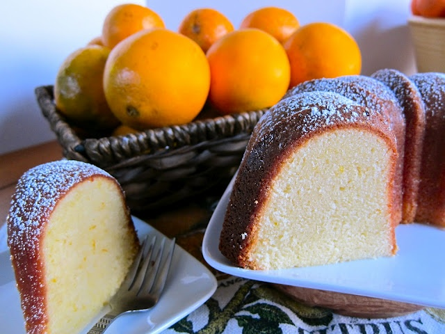Orange Olive Oil Cake | Make This | Pinterest