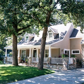 Classic cape cod porch addition for the home pinterest for Cape cod additions