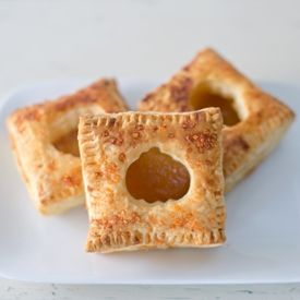 Mini Apple Butter Hand Pies | Easy as Pie | Pinterest