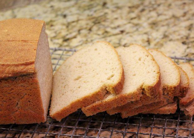 Picture of Gluten Free Sandwich Bread | yum | Pinterest