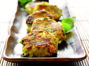 "Ginger Crab Cakes"" from Cookstr.com #cookstr"