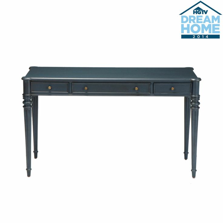 Desk, Ink - Ethan Allen US. It's small but it's such a lovely desk