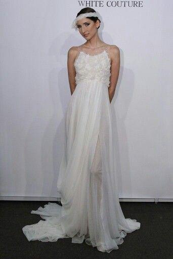 light wedding dress flowy wedding inspirations pinterest With light flowy wedding dresses