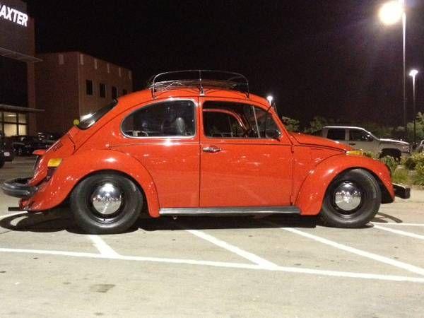 orange super beetle volkswagen pinterest. Black Bedroom Furniture Sets. Home Design Ideas