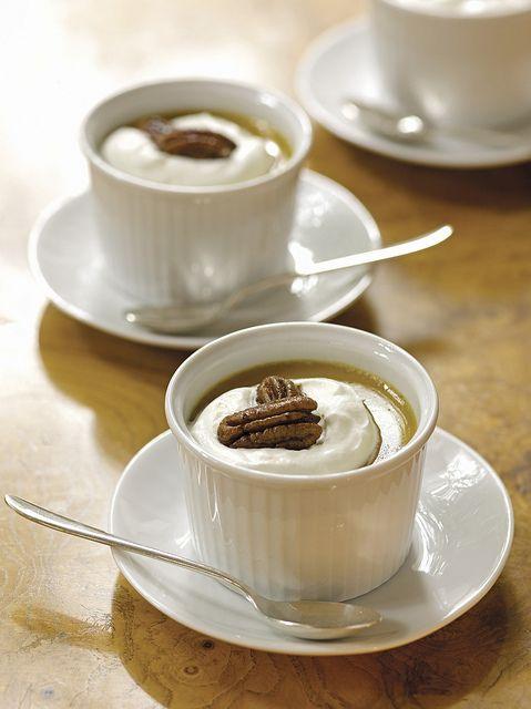 Butterscotch Pots de Creme | In the Kitchen | Pinterest