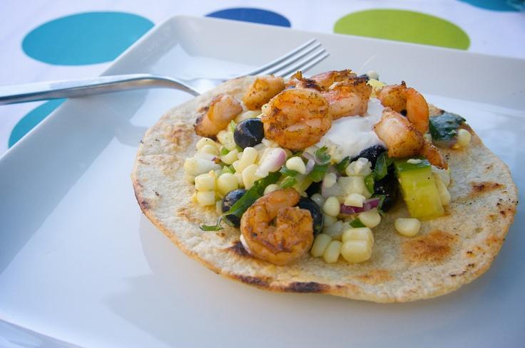 Blueberry Corn salad | Recipes - Salad recipes - Main dish | Pinterest
