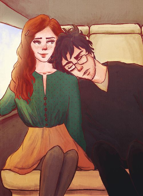 James and Lily   Life of a Potterphile...   Pinterest