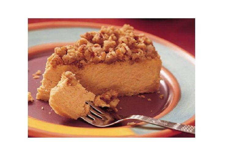sweet potato cheesecake | Desserts/Sweets | Pinterest