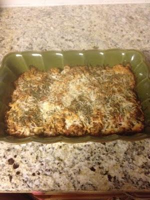 Classic Annie.: Recipe - Bruschetta Chicken Bake