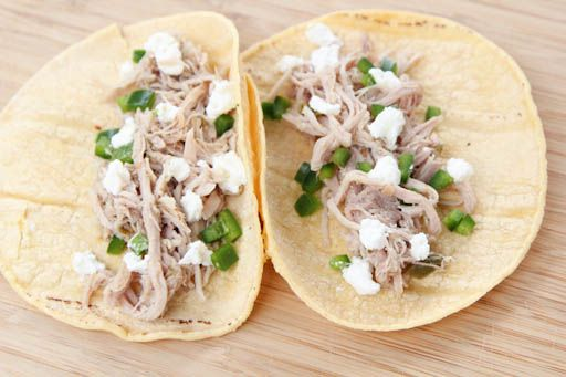 Spicy Pulled Pork Tacos Recipe | Favorite Recipes | Pinterest