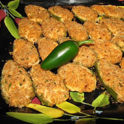 Easy Baked Jalapeno Poppers   Foodie   Pinterest