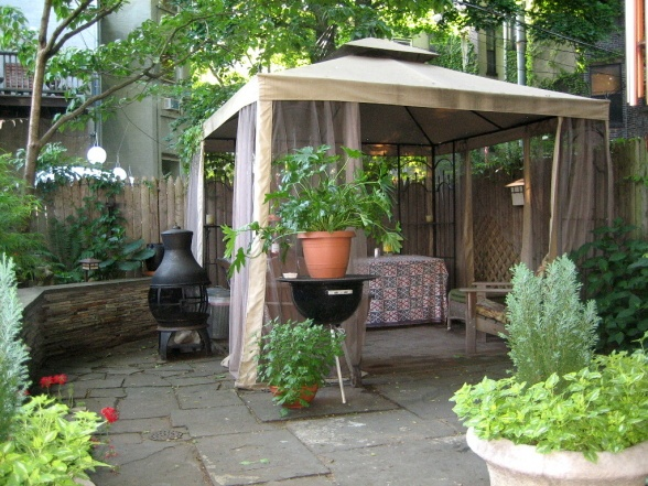 brooklyn backyard escape favorite places spaces pinterest
