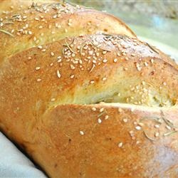 Jo's Rosemary Bread, i absolutely love making this bread. Its easy and ...