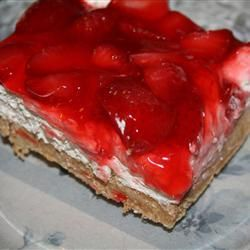 Two Step Creamy Cheesecake, photo by Shana