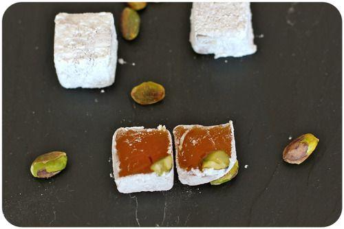 500 Tasty Sandwiches - Saffron & Jasmine Tea Infused Pistachio Lokum ...