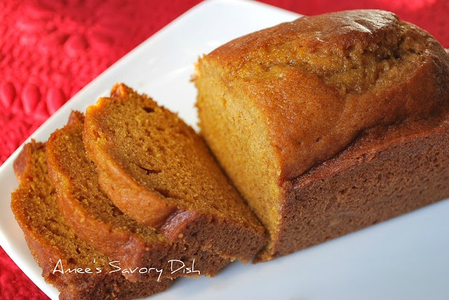 moist pumpkin bread | Mmmm, feed me! | Pinterest