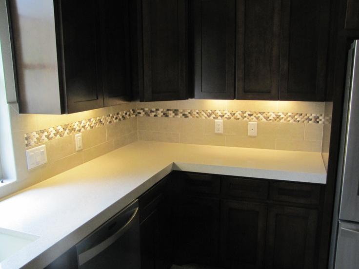 backsplash custom tile work pinterest