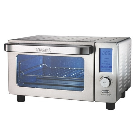 Breville Countertop Convection Oven Recipes : Oven Toaster: Viante Toaster Oven