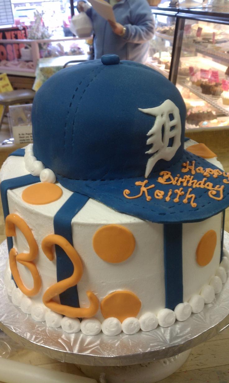 Birthday cake for Man  cakes  Pinterest
