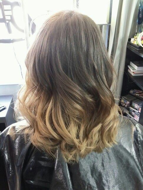 28 ombre blonde shoulder length hair 25 exciting medium medium length ombre kool hairspirations pinterest urmus Gallery