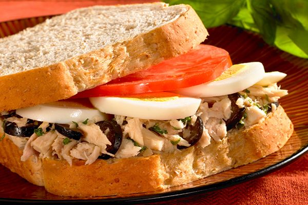 Tuna Nicoise Sandwiches | Recipes - Main Dish - Sandwiches/Burgers ...
