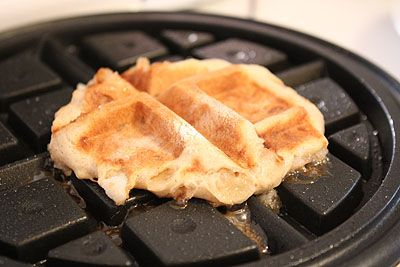 Gaufres de Liege - Belgian sugar waffles | In the Kitchen - Breakfast ...