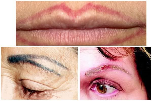 Pin by amanda severino on permanent makeup pinterest for Permanent marker tattoo