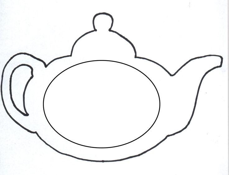Teapot Template Paper teapot template - google