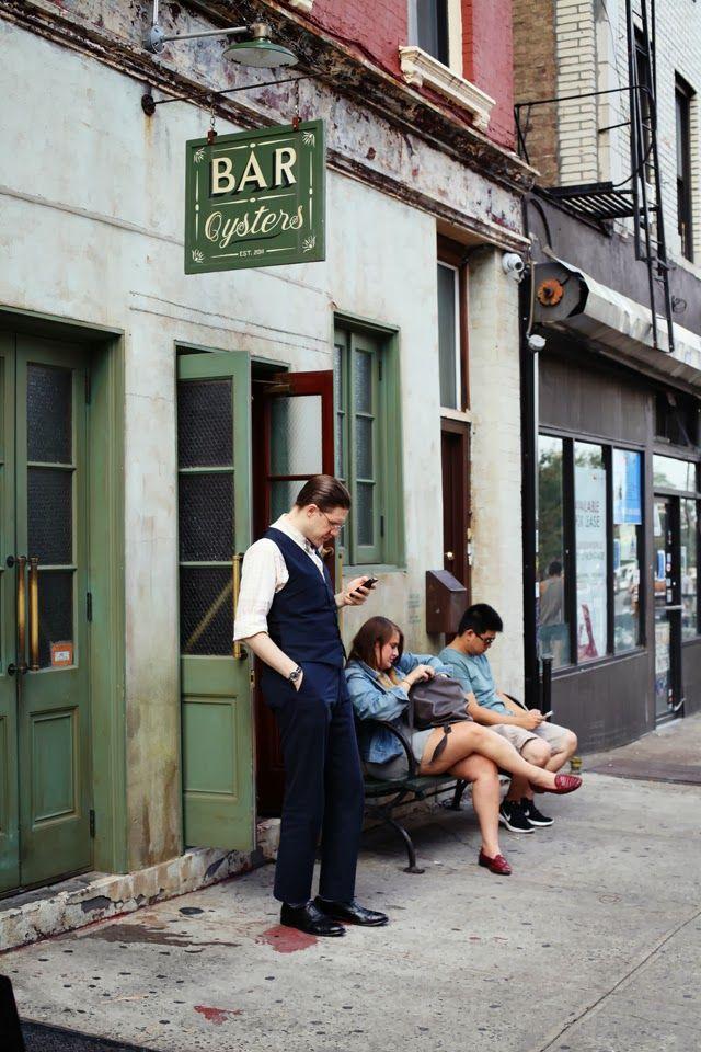 Maison premiere new york caf francais pinterest for Maison primareve