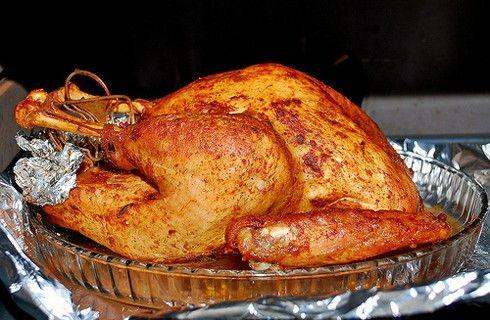Tandoori Turkey - for a desi style Thanksgiving!