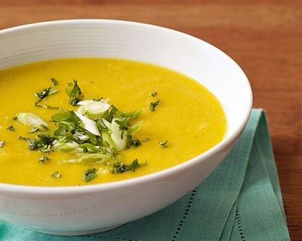 PointsPlus Thai Coconut Curry-Butternut Squash Soup | Recipe