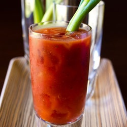 An Asian Inspired Bloody Mary — Punchfork