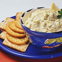 Tofu onion dip recipe - must give this a try!
